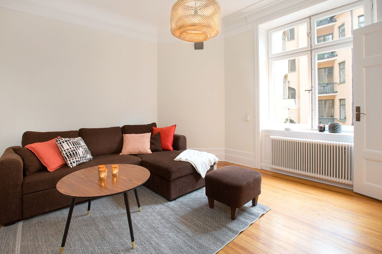 Appartements A Stockholm Estelle # Meuble Tele Bowl